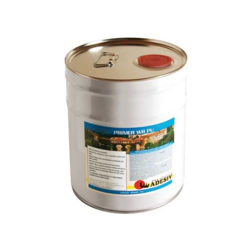 concrete primer / polyurethane / water-repellent / for floors