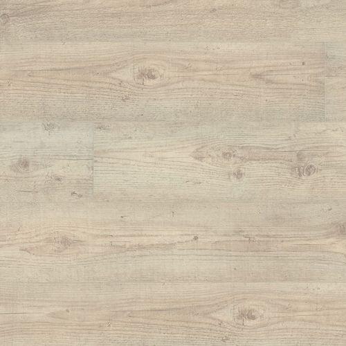 HDF laminate flooring / clip-on / wood look / home