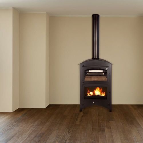 wood heating stove - BELLIDO Manufacturas Metálicas, S.L.