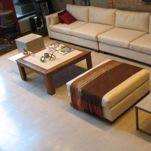 decorative coating / indoor / outdoor / for floors