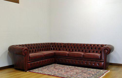 modular sofa / corner / Chesterfield / living room