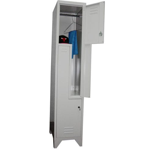 metal locker / for public buildings