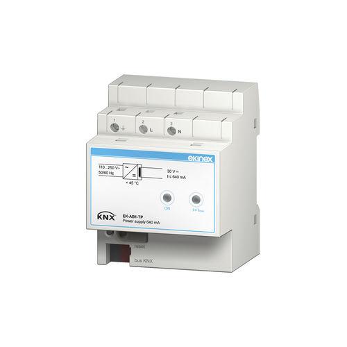 DIN rail power supply / KNX