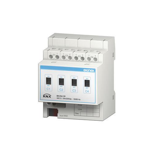 KNX switch actuator / DIN rail