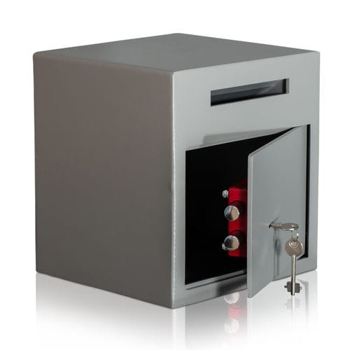 mechanical safe / free-standing