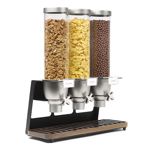 Countertop Cereal Dispenser Rst Ez547 Food Dispense For Hotel Rooms For Hotel