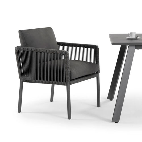 Contemporary dining chair CLUB Solpuri upholstered