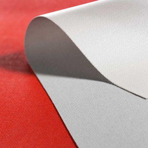 solar protection fabric / plain / polyester / PVC-free