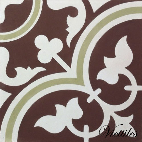 indoor encaustic cement tile - Viet Tiles Corporation