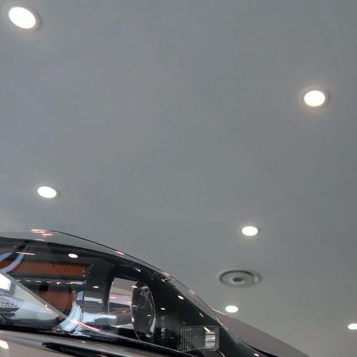 recessed downlight / LED / round / IP44