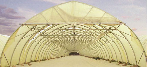 commercial greenhouse / gardening / research / single-span