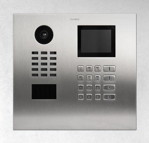 IP video door intercom - DoorBird