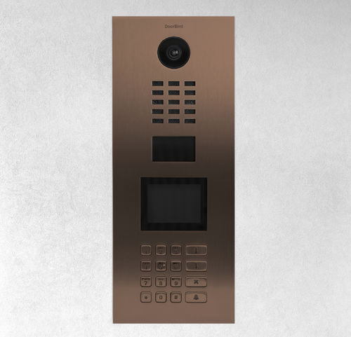 IP video door intercom - DoorBird
