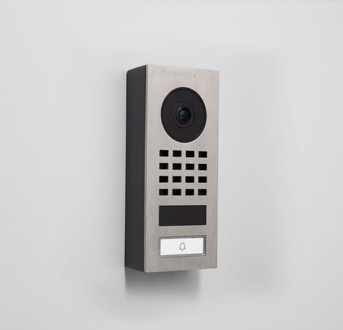 hands-free video door intercom