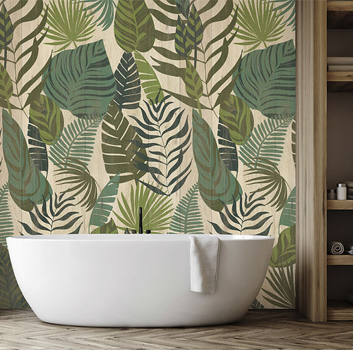 PVC wallcovering - GROSFILLEX