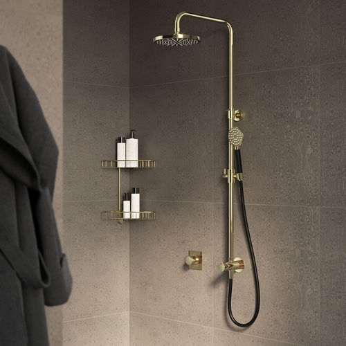 commercial shower column