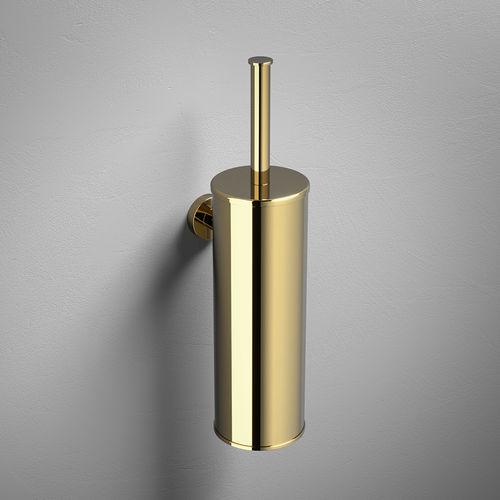 metal toilet brush holder / wall-mounted