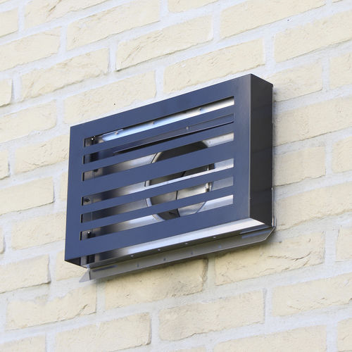stainless steel ventilation grill