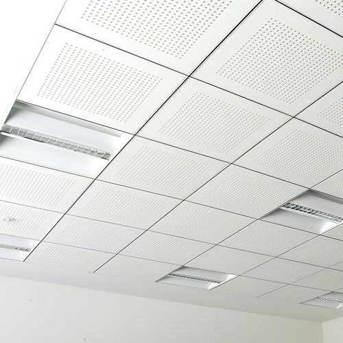 metal suspended ceiling / tile / acoustic