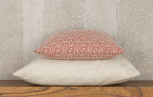 upholstery fabric / patterned / cotton / linen