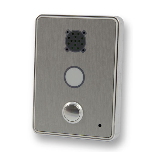 outdoor audio door intercom