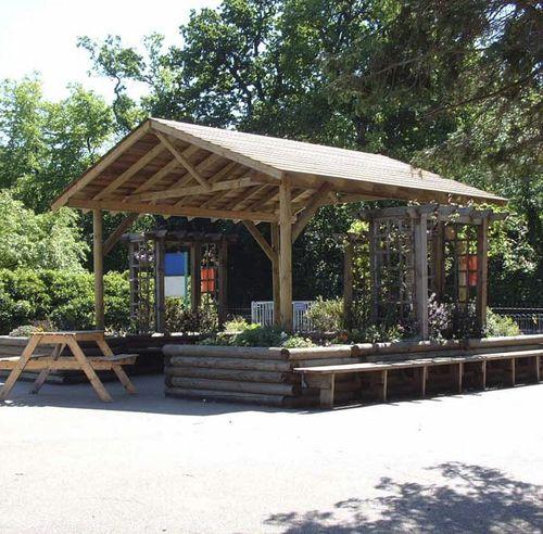 public space shelter