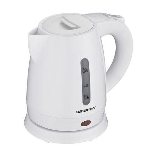 plastic kettle / stainless steel