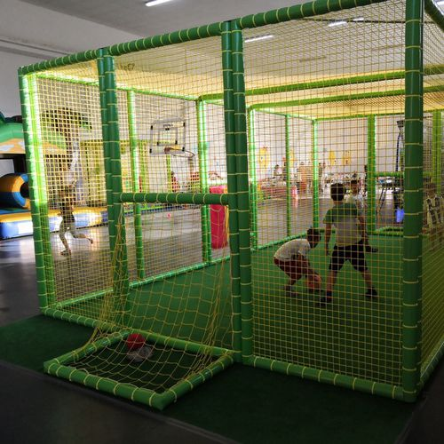 modular for toddlers soccer field