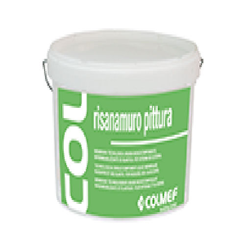 decorative paint / protective / for walls / interior