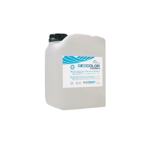 masonry primer / for concrete / synthetic resin