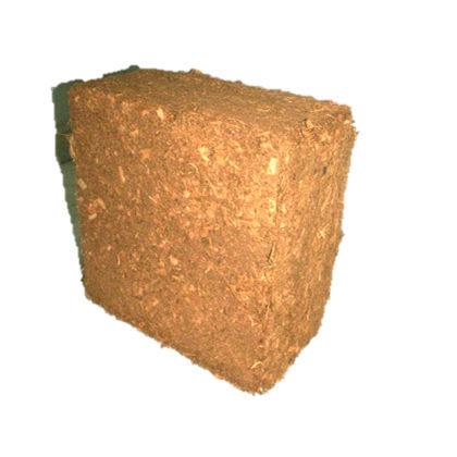 coconut fiber growing medium / loose / soil block