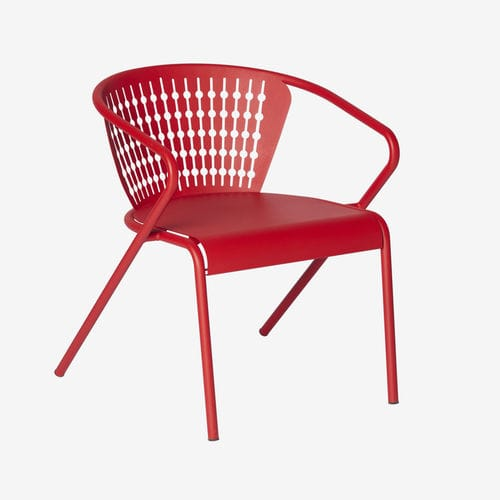 contemporary dining chair - Punto Design