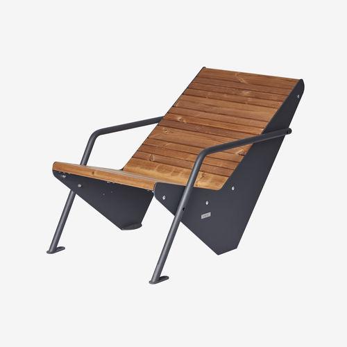 public bench - Punto Design