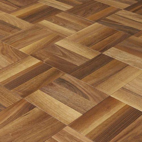 Engineered parquet floor - DAMA II - ALBERTO MAZZONETTO SNC - glued /  walnut / FSC-certified