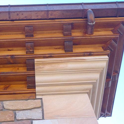 roof cornice