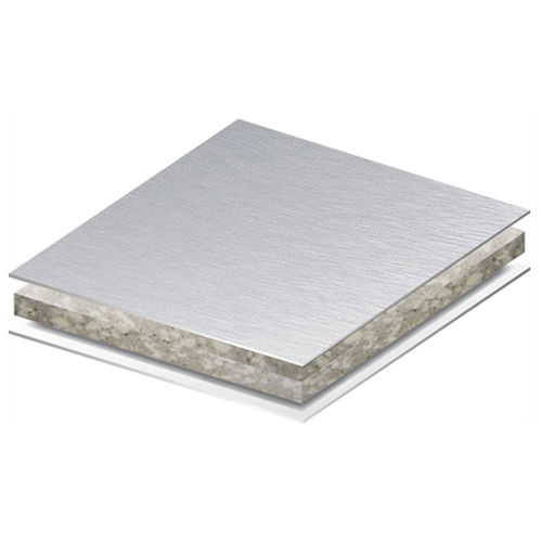 composite construction panel - ALUCOBOND