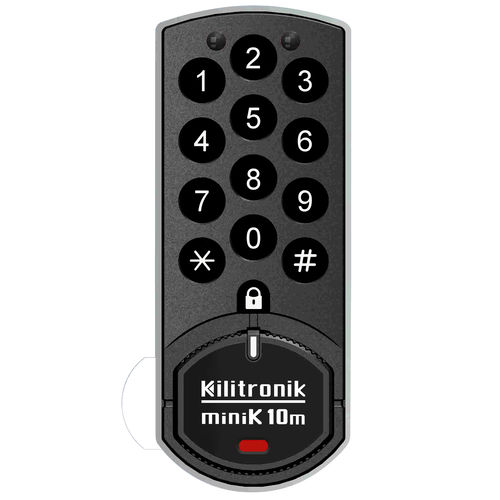 electronic lock - Kilitronik