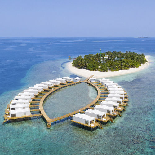 prefab house - Eco-Resorts