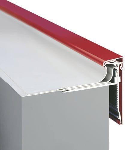 aluminum profile / edge / roof