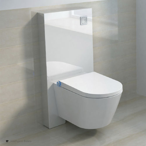 Electronic toilet seat - E400 - Oceanwell - thermoplastic