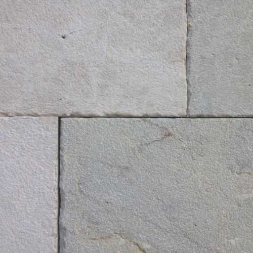 limestone paver / pedestrian / for public spaces / outdoor