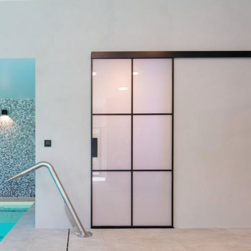 indoor door - AVC
