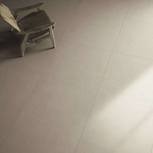 indoor tile / for floors / porcelain stoneware / rectangular