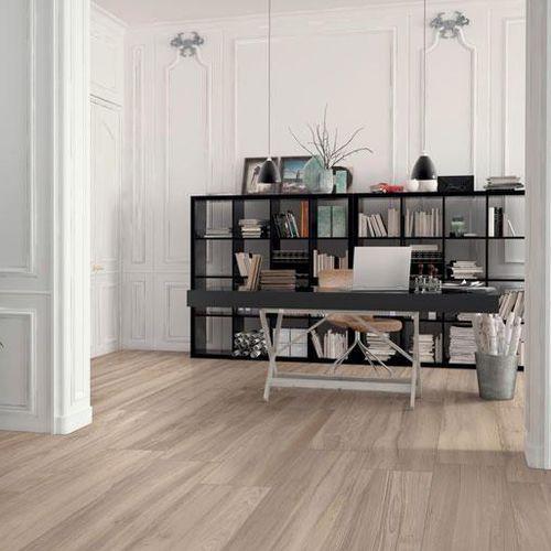 living room tile / floor / porcelain stoneware / rectangular