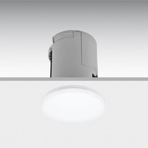 recessed ceiling emergency light
