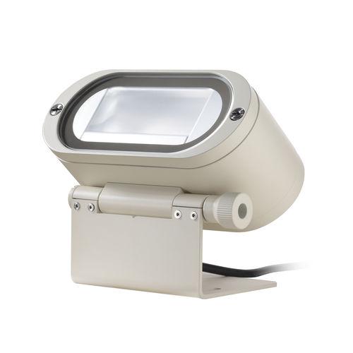 wall-mounted spotlight / indoor / outdoor / LED