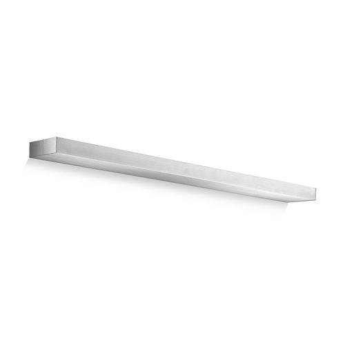 contemporary wall light / extruded aluminum / polycarbonate / LED