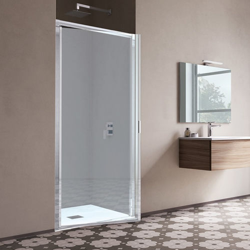 pivoting shower screen - SAMO