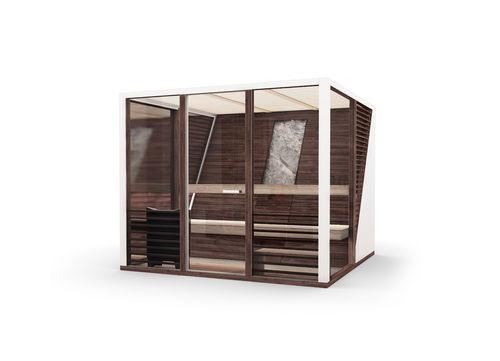 commercial sauna