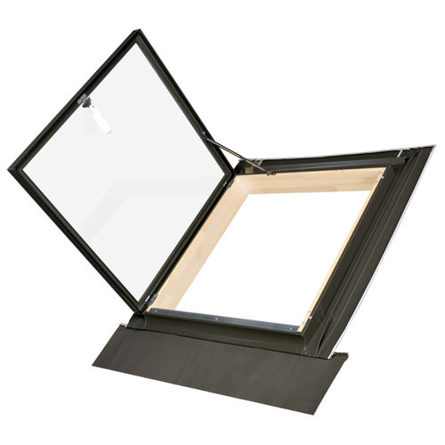 projection roof window